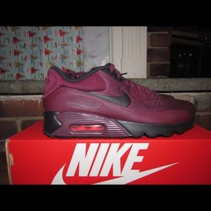 Nike Air Max 90 Ultra Bordeaux Men's Size 7.5